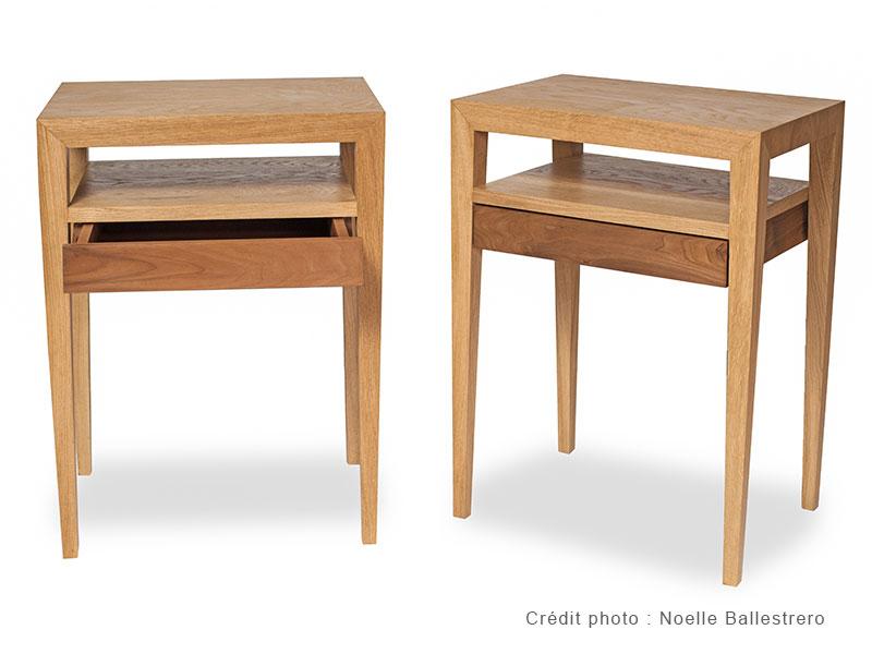 Meuble-sur-mesure-table-de-chevet-en-bois-chene-